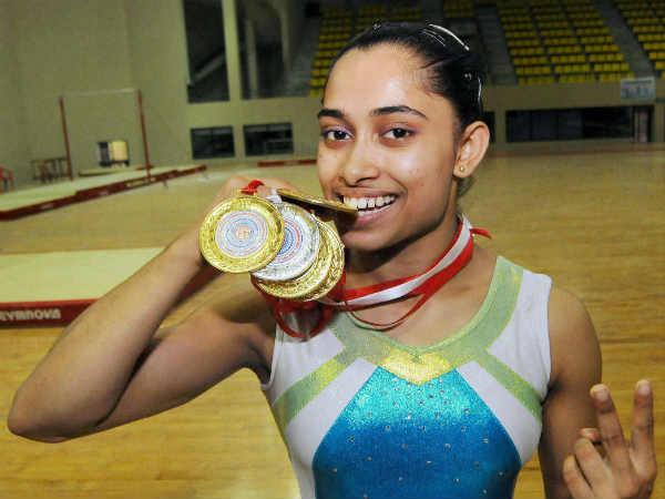 Dipa Karmakar Olympia Rio 2016